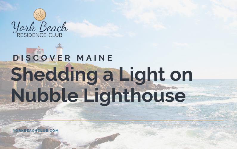 York Beach Nubble Lighthouse